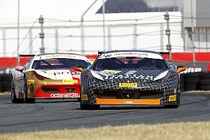 Ferrari Rennbericht Ferrari-Weltfinale: Mancinelli holt Sieg bei
