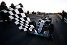Formel 1 Bildergalerie: Mercedes verabschiedet Nico Rosberg in Sindelfingen