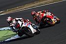 General День подяки Honda Racing: Алонсо та Маркес сперечались у швидкості на трасі