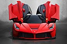 Автомобили Последнюю LaFerrari продали на аукционе за рекордную сумму
