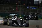 Forma-1 A Mercedes boxfalán is zajlott a vita Hamilton miatt