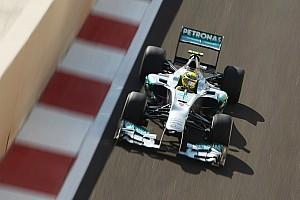 Formel 1 Fotostrecke Fotostrecke: Alle Formel-1-Autos von Nico Rosberg