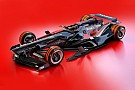 Формула 1 Галерея: футуристичний дизайн Ф1 2030 року — McLaren і Toro Rosso