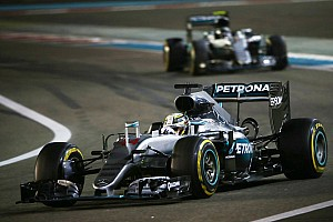 Mercedes se equivocó al dar órdenes de equipo en Abu Dhabi, dice Wolff