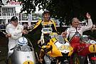 Легендарний мотогонщик засумнівався у любові Росберга до автоспорту