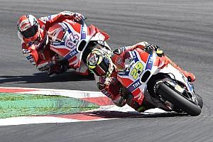 MotoGP Son dakika Dovizioso: Iannone'nin saygısızlığını özlemeyeceğim