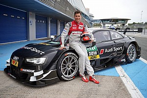 DTM News DTM: Audi-Neuzugang Loic Duval spricht schon von Podestplätzen