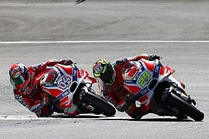 MotoGP Son dakika Iannone'den Dovizioso'ya cevap: Arkadaş değiliz!