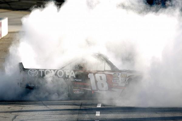 NASCAR Truck Noticias de última hora Kyle Busch participará en cinco fechas de NASCAR Truck en 2017