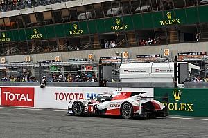 Le Mans Artículo especial Top de historias 2016, #7: Toyota pierde Le Mans en la última vuelta