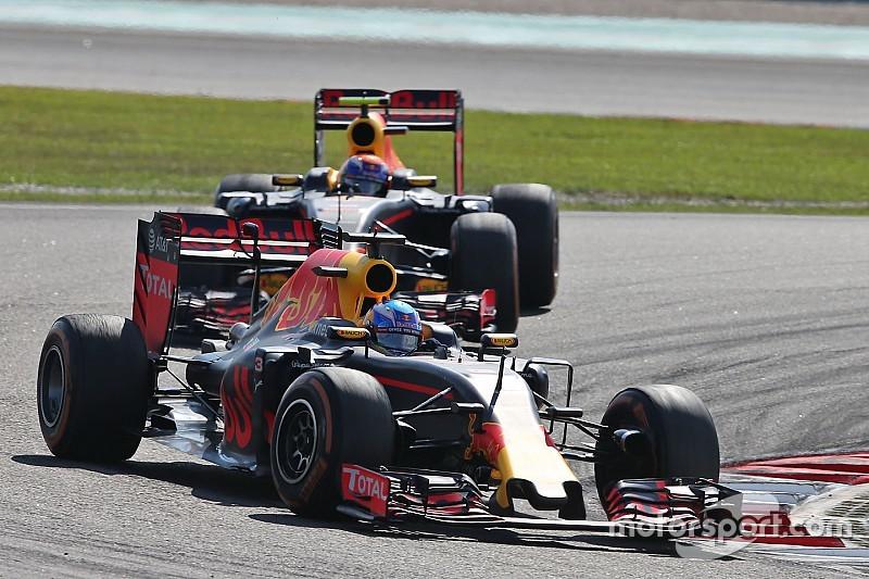 【F1】リカルド「フェルスタッペンとの関係は良好。今後も継続する」