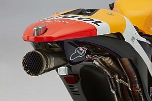 MotoGP Últimas notícias Repsol Honda troca fornecedora de escapamentos