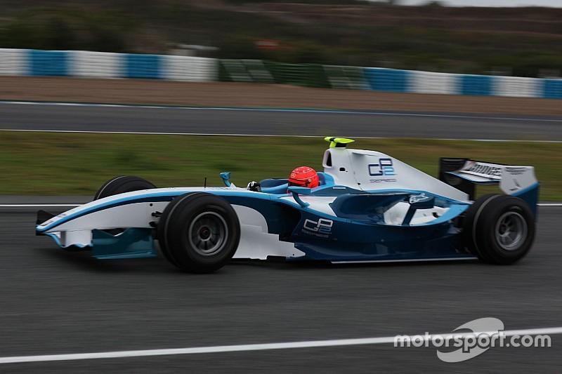 Heute vor 7 Jahren: Michael Schumacher testet GP2-Auto