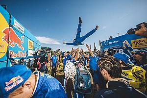 Dakar Resumen de la fase Camiones: Nikolaev gana con el Kamaz y Villagra es cuarto