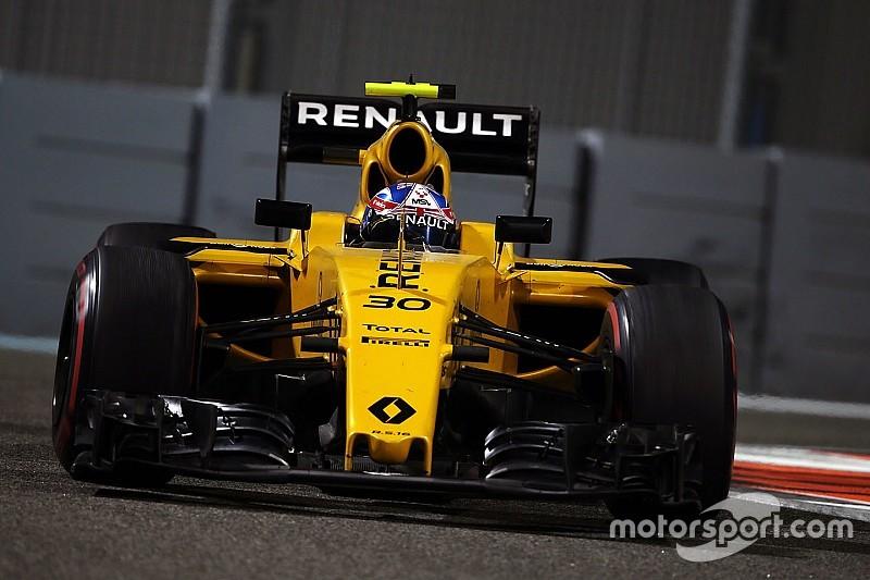 Formel 1 2017: Renault kündigt neues Energierückgewinnungssystem an