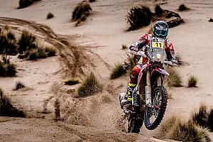 """Dakar Entrevista Barreda: """"El equipo no tuvo una línea clara desde el principio"""""""