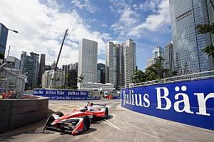 Formule E Nieuws Vierde seizoen Formule E start mogelijk in december