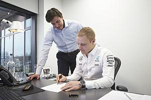 Анализ: Боттас – временная мера или долгосрочный план для Mercedes?