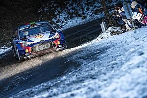 WRC Nieuws WRC Monte Carlo: Eerste proef afgelast na crash Paddon