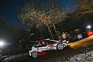 【WRC】開幕戦Day1トヨタ:ハンニネン3番手でヤリスWRCに手応え