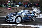WRC Monte-Carlo, PS3: Tänak batte Neuville, Ogier in un fosso