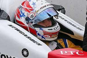 IndyCar Важливі новини Ньюгарден сподівається уникнути проблем у перший сезон в Penske