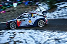 WRC 蒙特卡洛拉力赛:诺伊维尔领先,奥吉尔展开追击