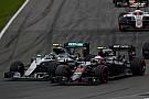 "F1 巴顿:对手要在2017赛季击败梅赛德斯""很困难"""