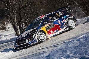 WRC Prüfungsbericht WRC in Monte Carlo: Ogier übernimmt die Führung