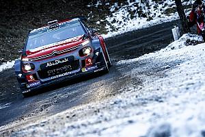 WRC Noticias de última hora Un accidente de carretera deja fuera a Meeke en Montecarlo