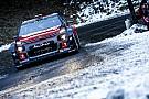 WRC Un accidente de carretera deja fuera a Meeke en Montecarlo