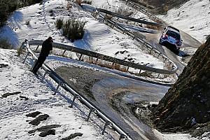 WRC Noticias de última hora El Rally de Montecarlo cancela su penúltima especial por el público