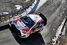 WRC Dobogó és pontszerzés a Toyotától a WRC-visszatérés kezdéseként