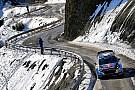 WRC Fotogallery: i piloti del WRC si esaltano sulle strade del Rally di Monte-Carlo
