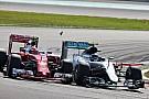Collisions - Les commissaires de F1 seront plus indulgents
