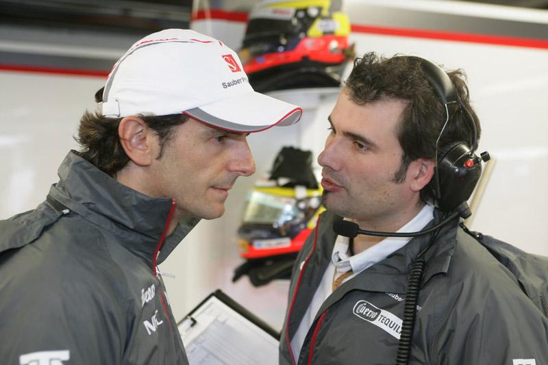 De la Rosa substituiu Perez durante o GP do Canadá