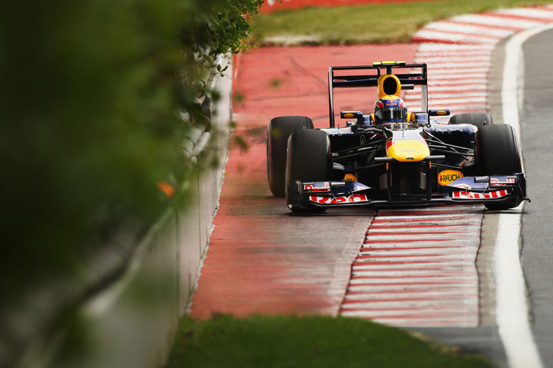 Webber correu o GP do Canadá sem o Kers devido a problemas no sábado