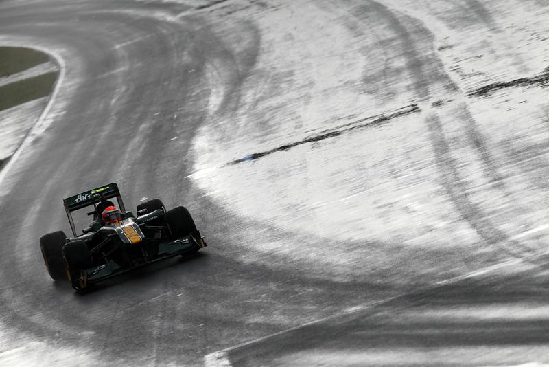 Apenas Trulli completou o GP do Canadá pela Lotus