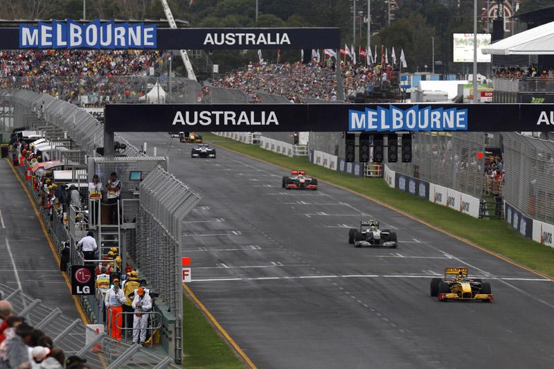 A asa traseira móvel poderá ser acionada por toda a reta dos boxes nas corridas