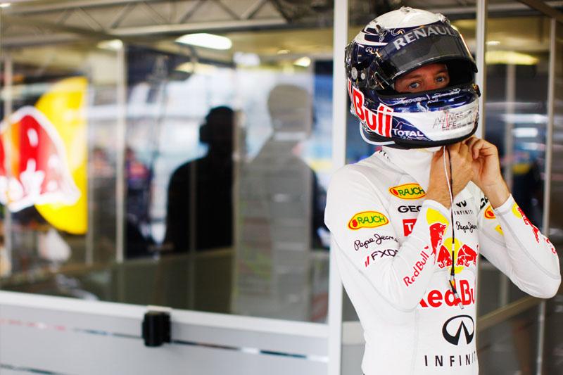 Vettel em Valência