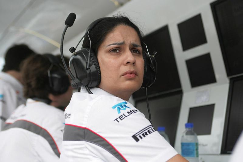 A indiana Monisha Kaltenborn tem formação em direito e é CEO da Sauber desde 2010