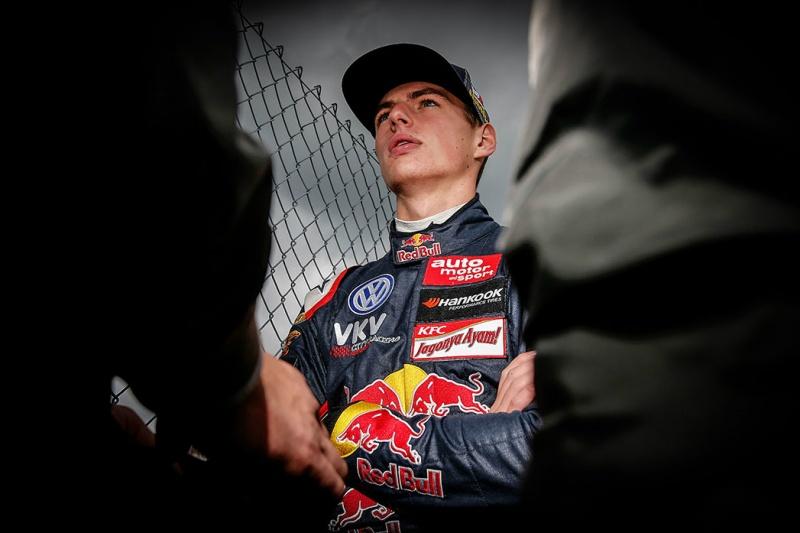 Verstappen foi elogiado após o teste da última quarta-feira