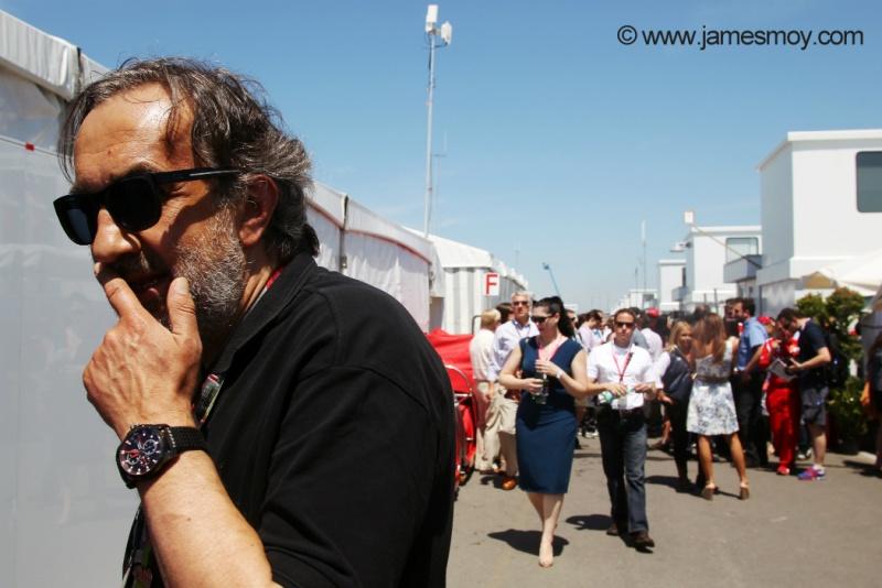 Sergio Marchionne coloca um novo motor como prioridade na renovação da Ferrari