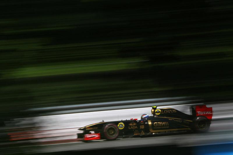 A Renault fez 15 pontos nas últimas 3 corridas