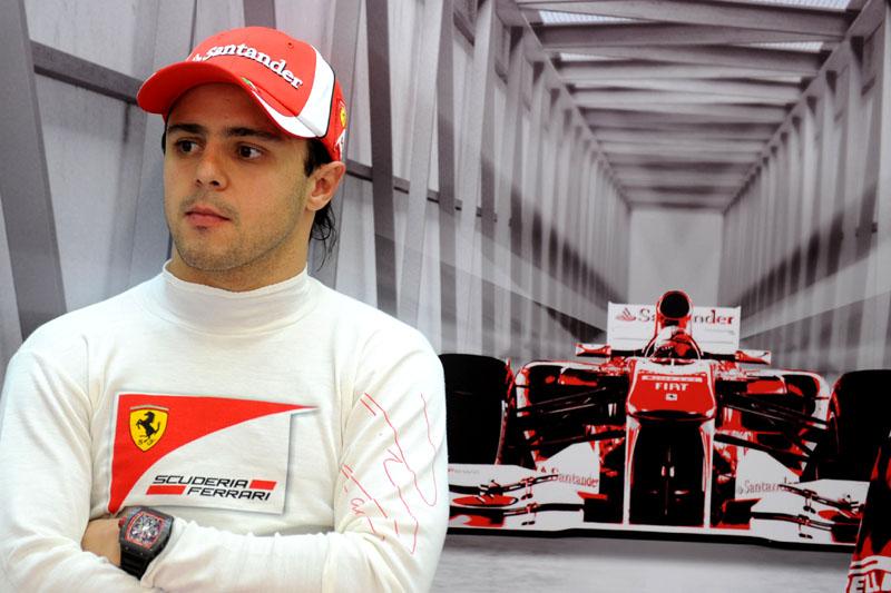 Massa: pensando na evolução da 150º Italia
