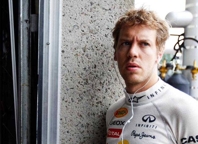 Vettel é o líder do campeonato, com 77 pontos de vantagem