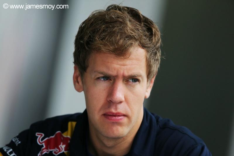 Vettel ainda não venceu em 2014