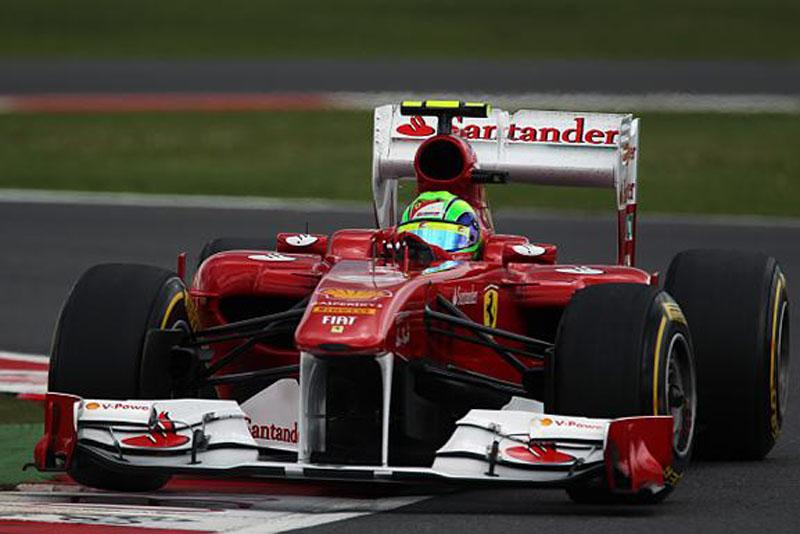 Massa foi o quinto no GP da Grã-Bretanha