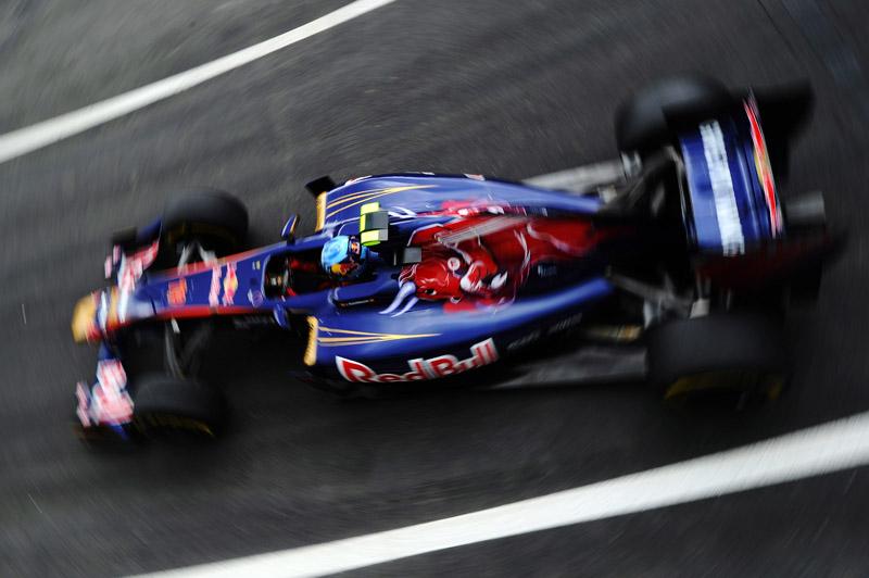 Alguersuari foi um dos destaques do GP da Grã-Bretanha
