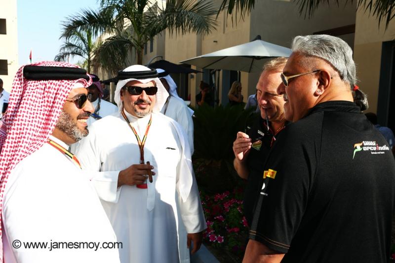Dirigentes do Bahrein se opõem à realização de nova prova na região